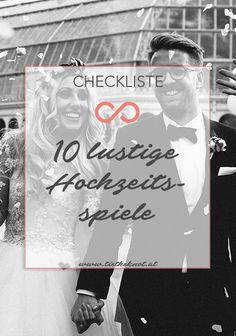 10 lustige Spiele für die Hochzeit #hochzeit #heirat #spiele