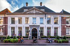 West Indisch Huis, Amsterdam, Netherlands.