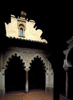 Real Monasterio de Santa Clara (Tordesillas). Para sumergirse en un ambiente mudéjar.