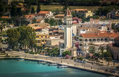 Zakynthos Town - Top 20 Things to do on Zante holidays Villa With Private Pool, Investment Property, Retirement Investment, Greek Islands, Luxury Villa, The World's Greatest, Santorini, Things To Do, Travel