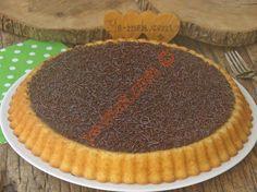 Portakal sosu ile yapacağınız, tadıyla eti cin kurabiyeleri anımsatan nefis bir pasta tarifi...