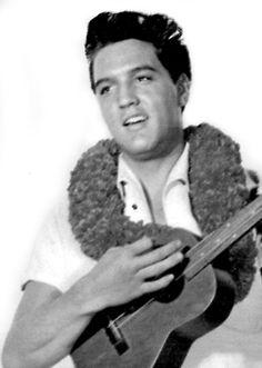 Elvis Presley ~ Blue Hawaii, 1961
