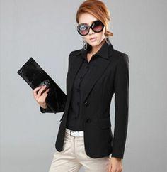 2014 slim women's fashion quality outerwear suits Didiar Young blazer #DidiarYoung #Blazer