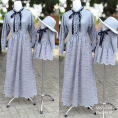 Gaun Dress, Vintage Dresses, Party Dress, Victorian, Fashion, Vintage Inspired Dresses, Dress Party, Moda, Vintage Dress