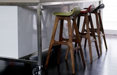 Erik Buch, Danish http://www.habitusliving.com/desire/furniture/erik-buch-bar-stool