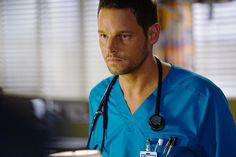 22 Marvelous Male TV Characters from 2016 Pictured: Justin Chambers as Alex Karev, Grey's Anatomy