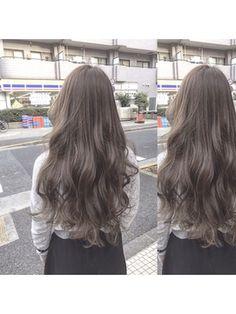 パープルアッシュ/Hair&make Rie. 《M3Dサロン》【インプレッション旧リドゥーヘアー合併の為】をご紹介。2017年夏の最新ヘアスタイルを100万点以上掲載!ミディアム、ショート、ボブなど豊富な条件でヘアスタイル・髪型・アレンジをチェック。