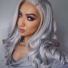 Top 20 Gray Hair Ideas