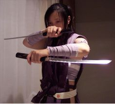 Ayame – Tenchu Cosplay | Tenchu cosplay pictures