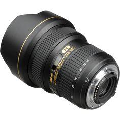 Nikon - Nikkor 14-24mm 2.8G Lens