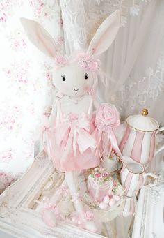 Pink Princess Victorianna Grace Ballerina by Oliviasromantichome