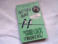 A Sorte do Agora / The Good Luck of Right Now (Livro)   Amavelmente Irônica