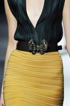 Lanvin Spring 2011. I just drooled a little.