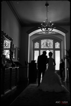 Wedding at Rockliffe Hall Hotel by Jeff Ascough Pictures