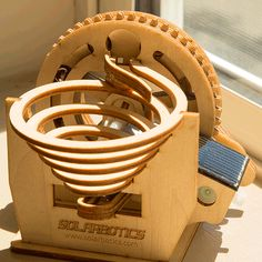 The Marble Machine