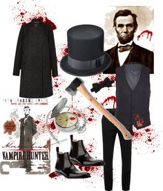 (Somewhat) Literary Halloween Costumes: Abraham Lincoln, Vampire Hunter