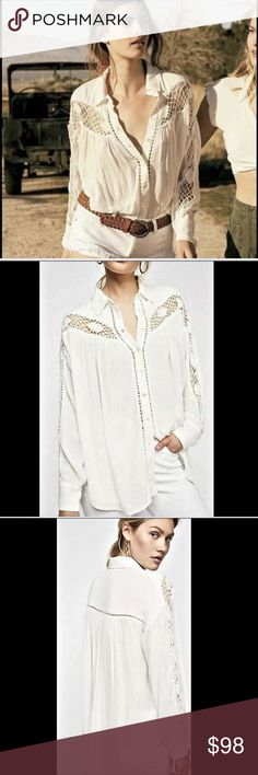 Simply Be Ivory Blouse Style Thin//Sheer Bomber Size 14,18