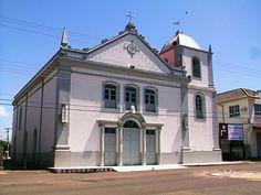 Igreja de Sao Jose de Macapá. Amapá- Brasil.