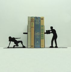 Way cool book-ends
