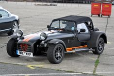 Caterham 7 1.6 (EU2) Superlight #106