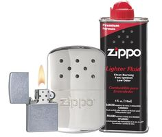 """Camping Hiking Gear and Outfit :""""Zippo Hand Warmer Gift Set : Chrome"""" ** Check out this great image"""