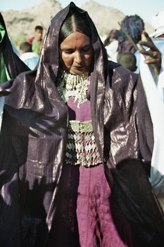 Africa   Tuareg woman. Festival Sebeiba in Djanet, southeast Algeria   ©Josette Navas.