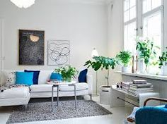 Scandinavian Design Style for Your Home Living Room Plants, Living Room Interior, Home Living Room, Living Room Designs, Living Spaces, House Plants, Living Room Scandinavian, Scandinavian Interior Design, Home Interior Design