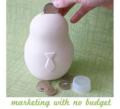 HOW TO MARKET YOUR SMALL BUSINESS WITH NO BUDGET #smallbiz