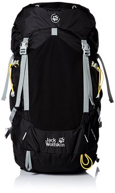 Jack Wolfskin Men's Alpine Trail 40 Alpine Trekking Pack > Quickly view this special product, click the image : Best hiking backpack