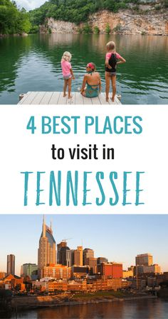 Planning a family road trip to Tennessee? After a month long Tennessee road trip, here are 4 of our favorite places to visit in Tennessee and suggestions on what to see and do in each destination! It's a fantastic family road trip destination in the USA! Visit Tennessee, Camping In Tennessee, Tennessee Vacation, Franklin Tennessee, Gatlinburg Tennessee, Memphis Tennessee, Road Trip Usa, Vacation Destinations, Vacation Spots