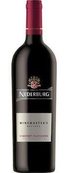 Nederburg The Wine Masters Reserve Western Cape Cabernet Sauvignon