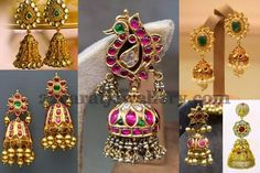 antique-rubies-jhumkas-collection.jpg 700×467 pixels