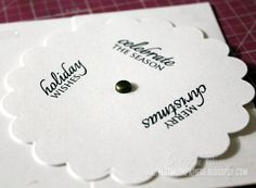 Crafter's Companion Official Blog Page: A Window Wheel Card - not fully what i was looking for but close enough...