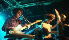 The Wombats Tour Lands at Studio RJ