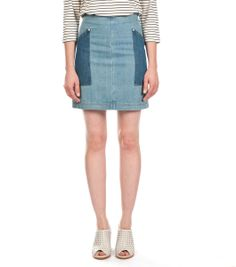Gorman Online :: Patched Up Skirt - Clothing - New Arrivals