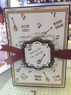 card made at Phill Martins craftathon using Sentimentally Yours stamps