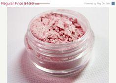 Mineral Makeup Eyeshadow Adorable Pink  SAMPLE by sweetsbodytreats, $1.00