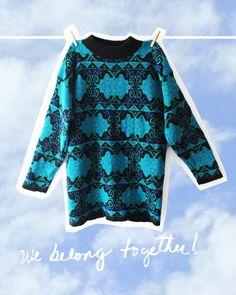 Electric Feel Sweater Online Shopping Clothes, Kids Wear, Cool Kids, Electric, Feelings, Sweatshirts, Sweaters, How To Wear, Fashion