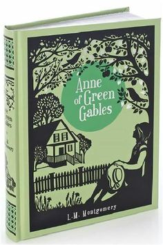 Anne of Green Gables by L.M. Montgomery (I read every book in the whole series, plus a few more by this author that weren't.)
