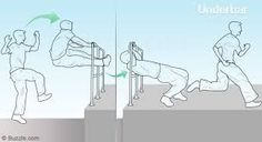 Image result for basic parkour moves for beginners