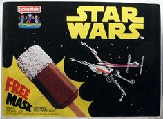 Lyons Maid Star Wars Ice Lolly Advertisement