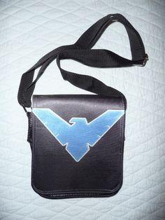 Nightwing hand bag