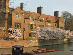 Magdalene College: Cambridge UK