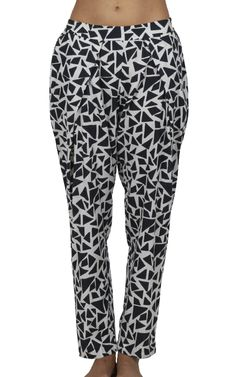 Your extraordinary poolside look starts with the tailored shape of these exquisite slim leg pants! #JETSSwimwear
