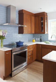 Bath & Kitchen Designer in Maryland - Kitchen Elements Kitchen Images, Kitchen Designs, Kitchen Layouts With Island, White Counters, Kitchen Cabinetry, Silver Spring, Bath Ideas, South Dakota, Houzz