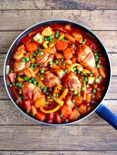 Chicken Afritada | 24 Delicious Filipino Foods You Need In Your Life