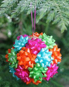 33 totally original DIY ornaments that win at Christmas tree decorating