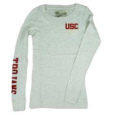 USC Long Sleeve Tee