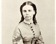 Tragedy struck the two Oatman girls in either 1856 or 1857. It seems a drought caused severe food shortages for the Mohave people. Olive's younger sister Mary Ann consequently fell victim to chronic undernourishment and starved to death. As far as Olive knew, she was now the only surviving member of her birth family. It ...