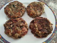 Hamburger di melanzane - http://www.food4geek.it/hamburger-di-melanzane/